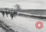 Image of Negro soldiers of the American 369th Infantry Regiment Maffrecourt France, 1918, second 17 stock footage video 65675022196