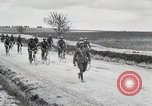 Image of Negro soldiers of the American 369th Infantry Regiment Maffrecourt France, 1918, second 20 stock footage video 65675022196