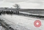 Image of Negro soldiers of the American 369th Infantry Regiment Maffrecourt France, 1918, second 36 stock footage video 65675022196