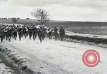 Image of Negro soldiers of the American 369th Infantry Regiment Maffrecourt France, 1918, second 39 stock footage video 65675022196
