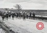 Image of Negro soldiers of the American 369th Infantry Regiment Maffrecourt France, 1918, second 41 stock footage video 65675022196