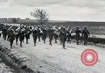 Image of Negro soldiers of the American 369th Infantry Regiment Maffrecourt France, 1918, second 42 stock footage video 65675022196