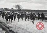 Image of Negro soldiers of the American 369th Infantry Regiment Maffrecourt France, 1918, second 43 stock footage video 65675022196