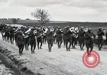 Image of Negro soldiers of the American 369th Infantry Regiment Maffrecourt France, 1918, second 44 stock footage video 65675022196