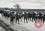 Image of Negro soldiers of the American 369th Infantry Regiment Maffrecourt France, 1918, second 45 stock footage video 65675022196