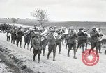 Image of Negro soldiers of the American 369th Infantry Regiment Maffrecourt France, 1918, second 46 stock footage video 65675022196