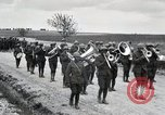 Image of Negro soldiers of the American 369th Infantry Regiment Maffrecourt France, 1918, second 47 stock footage video 65675022196