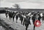 Image of Negro soldiers of the American 369th Infantry Regiment Maffrecourt France, 1918, second 48 stock footage video 65675022196