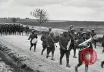 Image of Negro soldiers of the American 369th Infantry Regiment Maffrecourt France, 1918, second 51 stock footage video 65675022196