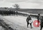 Image of Negro soldiers of the American 369th Infantry Regiment Maffrecourt France, 1918, second 54 stock footage video 65675022196