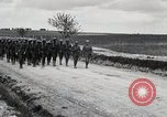 Image of Negro soldiers of the American 369th Infantry Regiment Maffrecourt France, 1918, second 56 stock footage video 65675022196