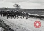 Image of Negro soldiers of the American 369th Infantry Regiment Maffrecourt France, 1918, second 57 stock footage video 65675022196