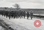 Image of Negro soldiers of the American 369th Infantry Regiment Maffrecourt France, 1918, second 58 stock footage video 65675022196