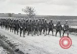 Image of Negro soldiers of the American 369th Infantry Regiment Maffrecourt France, 1918, second 59 stock footage video 65675022196