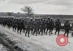 Image of Negro soldiers of the American 369th Infantry Regiment Maffrecourt France, 1918, second 60 stock footage video 65675022196