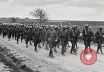 Image of Negro soldiers of the American 369th Infantry Regiment Maffrecourt France, 1918, second 61 stock footage video 65675022196