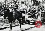 Image of 369 Infantry 93rd Division US Army African American soldiers Maffrecourt France, 1918, second 3 stock footage video 65675022197