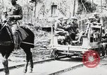 Image of 369 Infantry 93rd Division US Army African American soldiers Maffrecourt France, 1918, second 4 stock footage video 65675022197