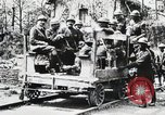 Image of 369 Infantry 93rd Division US Army African American soldiers Maffrecourt France, 1918, second 7 stock footage video 65675022197