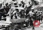 Image of 369 Infantry 93rd Division US Army African American soldiers Maffrecourt France, 1918, second 9 stock footage video 65675022197