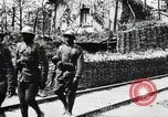 Image of 369 Infantry 93rd Division US Army African American soldiers Maffrecourt France, 1918, second 16 stock footage video 65675022197