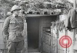 Image of 369 Infantry 93rd Division US Army African American soldiers Maffrecourt France, 1918, second 19 stock footage video 65675022197