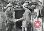 Image of 369 Infantry 93rd Division US Army African American soldiers Maffrecourt France, 1918, second 21 stock footage video 65675022197