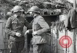 Image of 369 Infantry 93rd Division US Army African American soldiers Maffrecourt France, 1918, second 22 stock footage video 65675022197