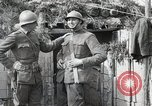 Image of 369 Infantry 93rd Division US Army African American soldiers Maffrecourt France, 1918, second 23 stock footage video 65675022197