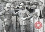 Image of 369 Infantry 93rd Division US Army African American soldiers Maffrecourt France, 1918, second 24 stock footage video 65675022197