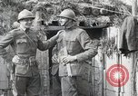 Image of 369 Infantry 93rd Division US Army African American soldiers Maffrecourt France, 1918, second 25 stock footage video 65675022197