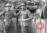 Image of 369 Infantry 93rd Division US Army African American soldiers Maffrecourt France, 1918, second 26 stock footage video 65675022197