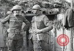 Image of 369 Infantry 93rd Division US Army African American soldiers Maffrecourt France, 1918, second 28 stock footage video 65675022197