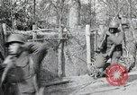 Image of 369 Infantry 93rd Division US Army African American soldiers Maffrecourt France, 1918, second 38 stock footage video 65675022197