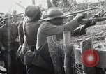 Image of 369 Infantry 93rd Division US Army African American soldiers Maffrecourt France, 1918, second 48 stock footage video 65675022197