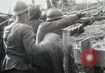 Image of 369 Infantry 93rd Division US Army African American soldiers Maffrecourt France, 1918, second 50 stock footage video 65675022197