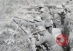Image of 369 Infantry 93rd Division US Army African American soldiers Maffrecourt France, 1918, second 54 stock footage video 65675022197