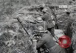 Image of 369 Infantry 93rd Division US Army African American soldiers Maffrecourt France, 1918, second 59 stock footage video 65675022197