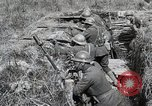 Image of 369 Infantry 93rd Division US Army African American soldiers Maffrecourt France, 1918, second 60 stock footage video 65675022197