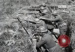 Image of 369 Infantry 93rd Division US Army African American soldiers Maffrecourt France, 1918, second 62 stock footage video 65675022197
