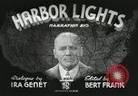 Image of Harbor Lights New York United States USA, 1935, second 14 stock footage video 65675022200