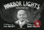 Image of Harbor Lights New York United States USA, 1935, second 15 stock footage video 65675022200