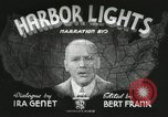 Image of Harbor Lights New York United States USA, 1935, second 16 stock footage video 65675022200