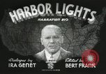 Image of Harbor Lights New York United States USA, 1935, second 17 stock footage video 65675022200