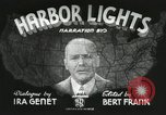 Image of Harbor Lights New York United States USA, 1935, second 18 stock footage video 65675022200