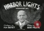 Image of Harbor Lights New York United States USA, 1935, second 19 stock footage video 65675022200