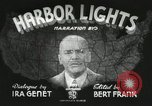 Image of Harbor Lights New York United States USA, 1935, second 20 stock footage video 65675022200