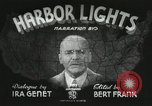 Image of Harbor Lights New York United States USA, 1935, second 21 stock footage video 65675022200