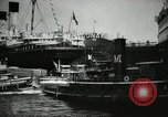 Image of Harbor Lights New York United States USA, 1935, second 33 stock footage video 65675022200