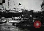 Image of Harbor Lights New York United States USA, 1935, second 35 stock footage video 65675022200